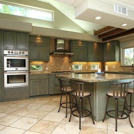 Braes Mansion Furnished Kitchen