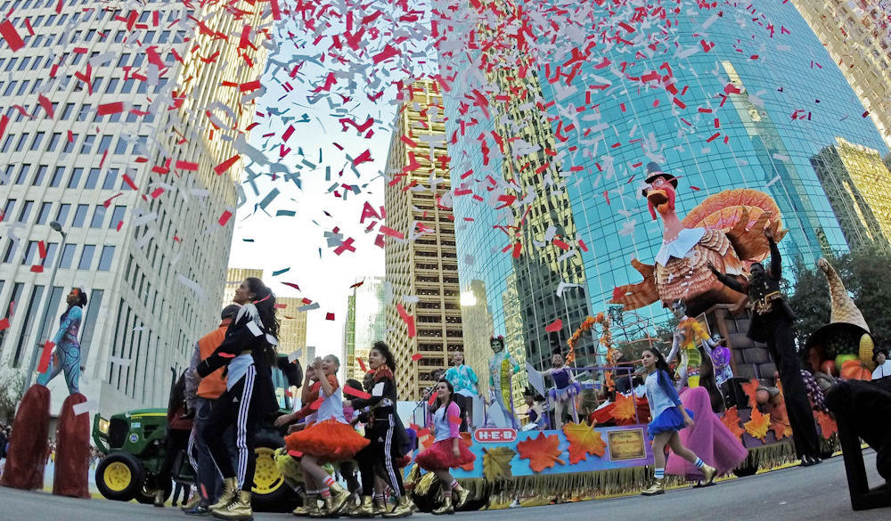Image result for houston thanksgiving parade
